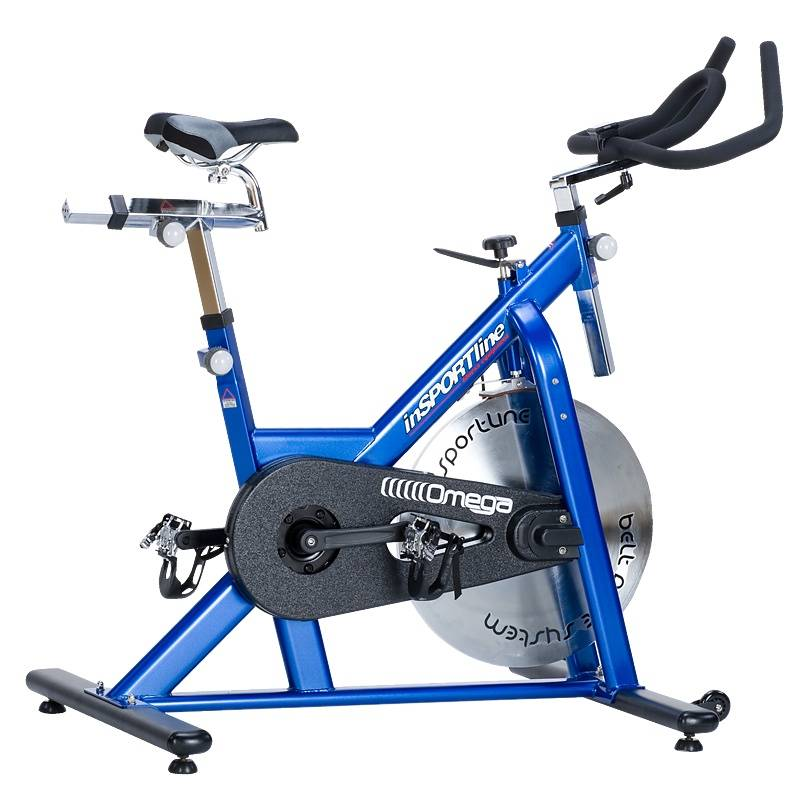 Rower spinningowy Omega Blue